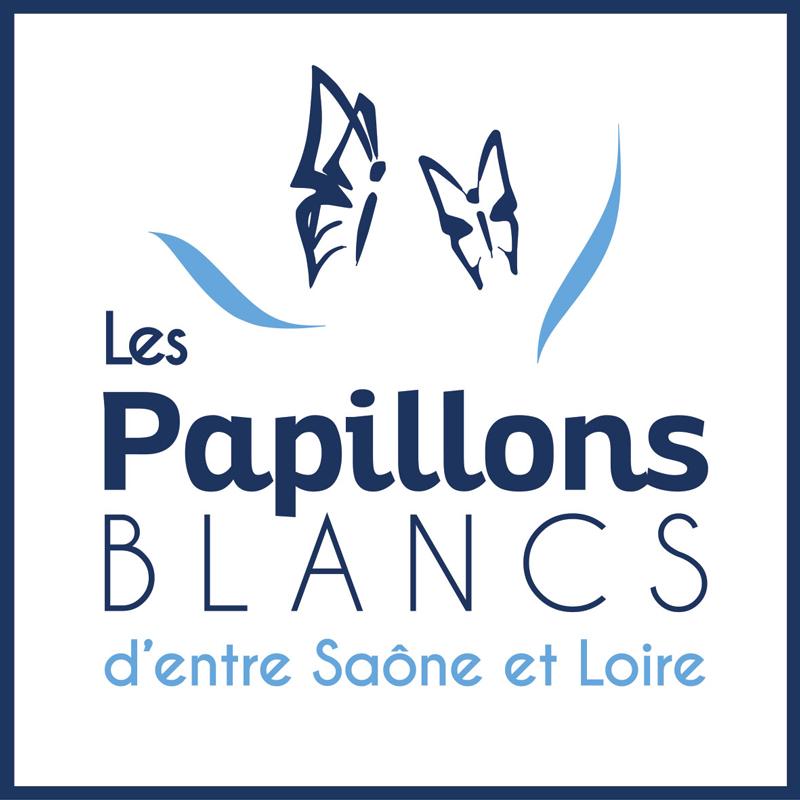 Logo des Les Papillons Blancs d'entre Saône-et-Loire