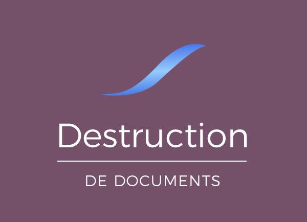 Logo Atelier Destruction de Documents