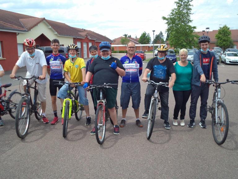 PBeSL & Vélo Club de Paray